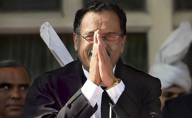 Image result for Rajendra Menon sworn in as Chief Justice of Delhi HC