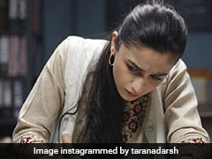Alia Bhatt's <I>Raazi</i> 'All Set' To Take Third Spot On Highest Grossing 2018 Films' List