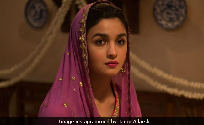 In Case You Hadn't Noticed, Alia Bhatt's Raazi Is Speeding Towards 100 Crore Bounty