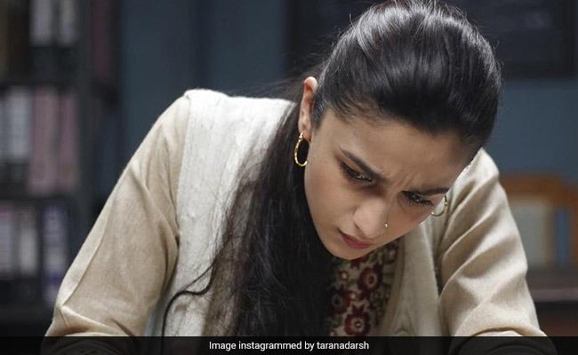 Alia Bhatt's Raazi 'All Set' To Take Third Spot On Highest Grossing 2018 Films' List