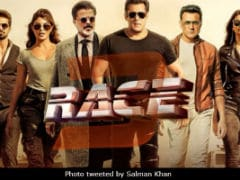 <I>Race 3</I>: Salman Khan, First A Singer And Now A <I>Selfish</i> Lyricist