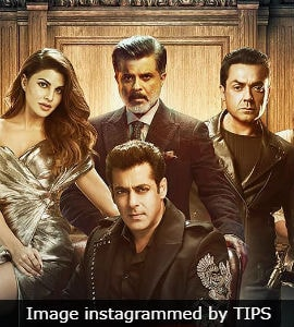 Race 3 Movie Review Salman Khan Struts Around Like A Clueless