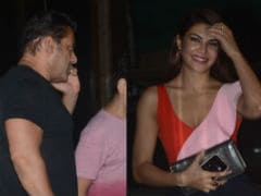 <I>Race 3</i>: Salman Khan, Jacqueline Fernandez Take The Screening Party To After Hours