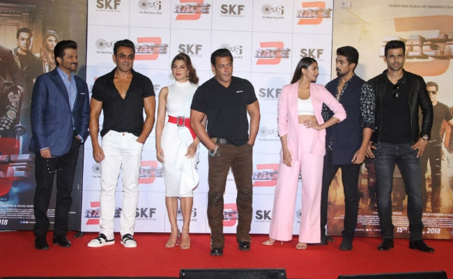 race 3 trailer ndtv