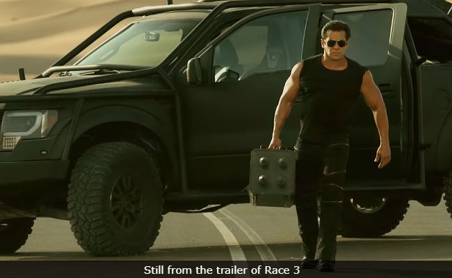 Race 3: Salman Khan Says Action Should Look Realistic, So They 'Blew Up Pretty Much Everything'