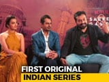 Video: <i>Sacred Games</i> Gave Us Creative Freedom: Anurag Kashyap