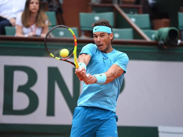 FRENCH OPEN: Rafael Nadal reached in to semifinal, but not wihtout this impact