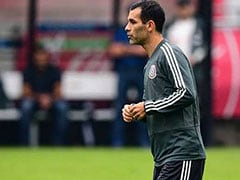 FIFA World Cup: Mexico's Rafael Marquez Heads To Fifth World Cup