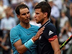 French Open 2018: Physically Easier To Watch Rafael Nadal On TV, Says Beaten Dominic Thiem