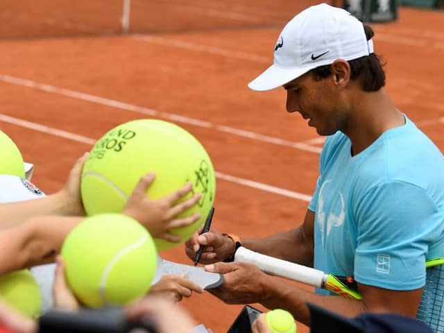 French Open: Rafael Nadal To Face Simone Bolelli After Alexandr Dolgopolov Pulls Out Of Tournament