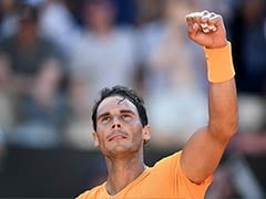 Rafael Nadal Beats Novak Djokovic To Reach 10th Italian Open Final