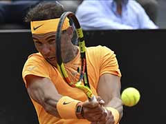 Rafael Nadal Bounces Back From Slow Start To Reach Rome Semis