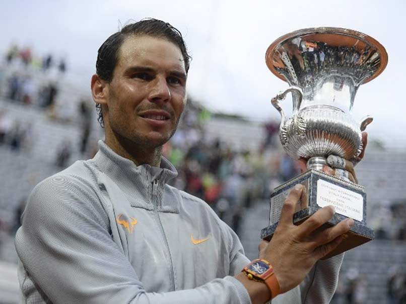 Rafael Nadal Wins Eighth Rome Masters Title After Stunning Comeback