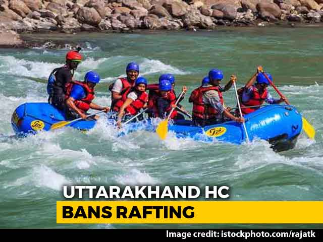 Video : Ban On River Rafting, Paragliding In Uttarakhand Till Further Notice