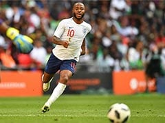 World Cup 2018: Raheem Sterling Relishes Big Stage As England