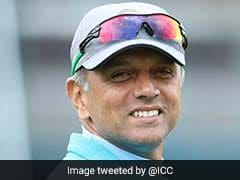 Rahul Dravid, Ricky Ponting Inducted Into ICC Hall Of Fame