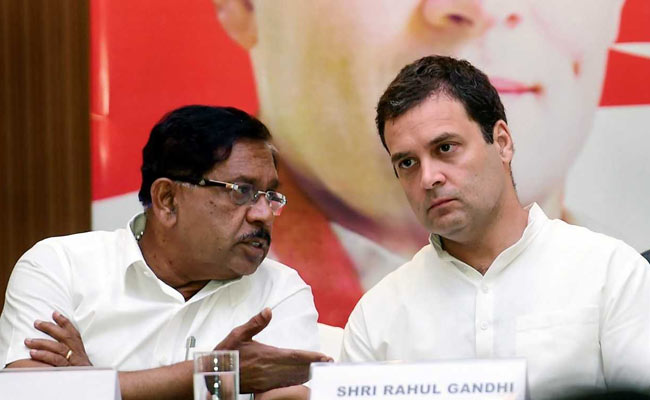 Karnataka Spurns Talk Of Rahul Gandhi Hitting Stride As A Leader