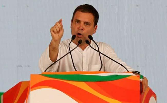 Ahead Of Rahul Gandhi's Mandsaur Offensive, Congress Firefights Rebellion