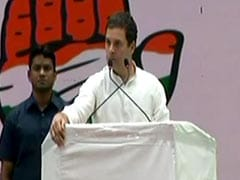 "Rahul Gandhi Says RSS Filling Institutions That Are ""Voice Of India"""