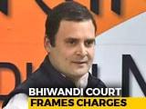 "Video : ""PM Modi Doesn't Respect 'Guru' LK Advani"": Rahul Gandhi Jab Draws BJP Fury"
