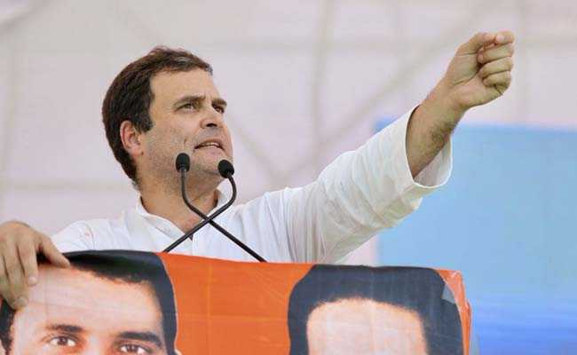 'Welcome To New India': Rahul Gandhi Jabs Centre Over Activists' Arrests
