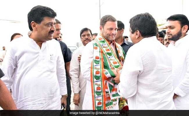 'Future Prime Minister' Hoardings Welcome Rahul Gandhi In Mumbai