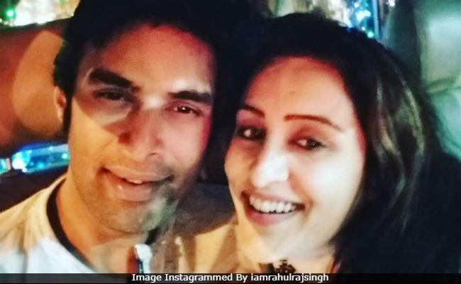 Did Rahul Raj Singh, Who Was Dating Pratyusha Banerjee When She Died, Just Announce His Wedding?