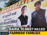 Video : Amid Farmer Protests, Rahul Gandhi To Hold Rally In Poll-Bound Madhya Pradesh Today