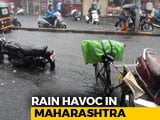 Video : Heavy Rain Expected In Mumbai For 5 Days, Life Paralysed In Maharashtra