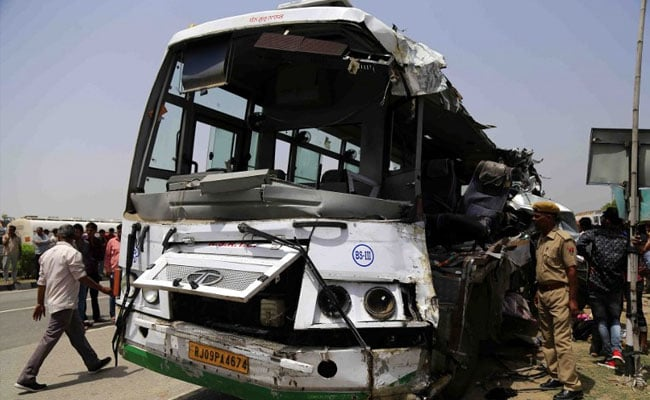 11 Killed, Over 40 Injured In Three Road Accidents In Rajasthan