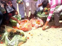 Vegetable Prices Soar, Supply Hit In Rajasthan As Farmers' Protest For Fourth Day