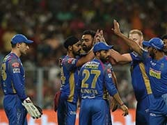 IPL Eliminator Live Score, Kolkata Knight Riders vs Rajasthan Royals