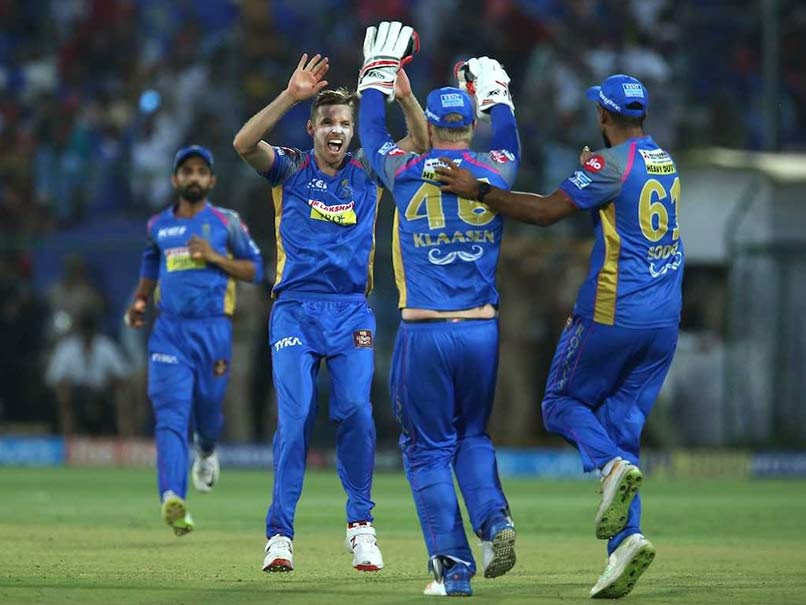 IPL 2018: Shreyas Gopal Spins Rajasthan Royals To Victory, Knocks Out Royal Challengers Bangalore