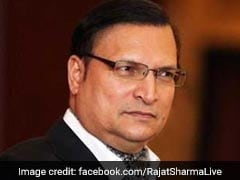 """Vested Interests"": Rajat Sharma Quits As Delhi Cricket Body DDCA Chief"