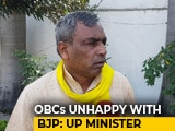 Video : Bypolls Defeat As Keshav Maurya Not Made Chief Minister: UP Minister