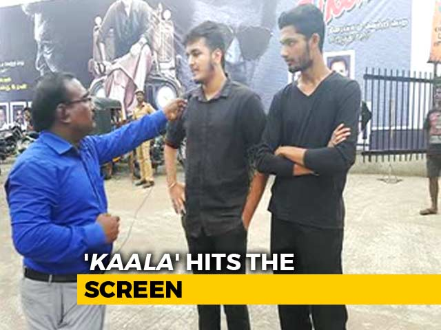 Rajinikanth's 'Kaala' Releases, Fans And Their Expectations