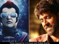 Will Rajinikanth's <I>2.0</I> Clash With Hrithik Roshan's <I>Super 30</I>?