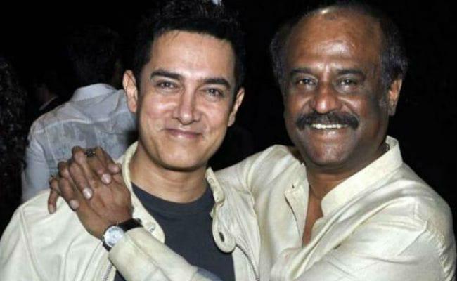 On Kaala Day, A Rare Tweet From Rajinikanth's 'Huge Fan' Aamir Khan