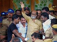 Anti-Social Elements Infiltrated Anti-Sterlite Stir, Says Rajinikanth