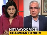 Video : Don't Agree With Arvind Subramanian On GST: NITI Aayog Vice Chairman