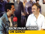 Video : Sanjay Dutt Broke Down After Watching <i>Sanju</i>: Rajkumar Hirani