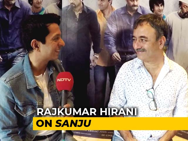 Sanjay Dutt Broke Down After Watching Sanju: Rajkumar Hirani