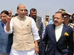 PM Modi's Security Topmost Priority For Everyone: Rajnath Singh