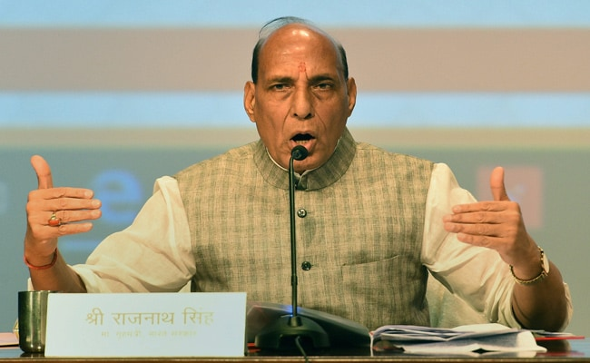 Media's Role To Create Awareness Against Violence, Says Rajnath Singh