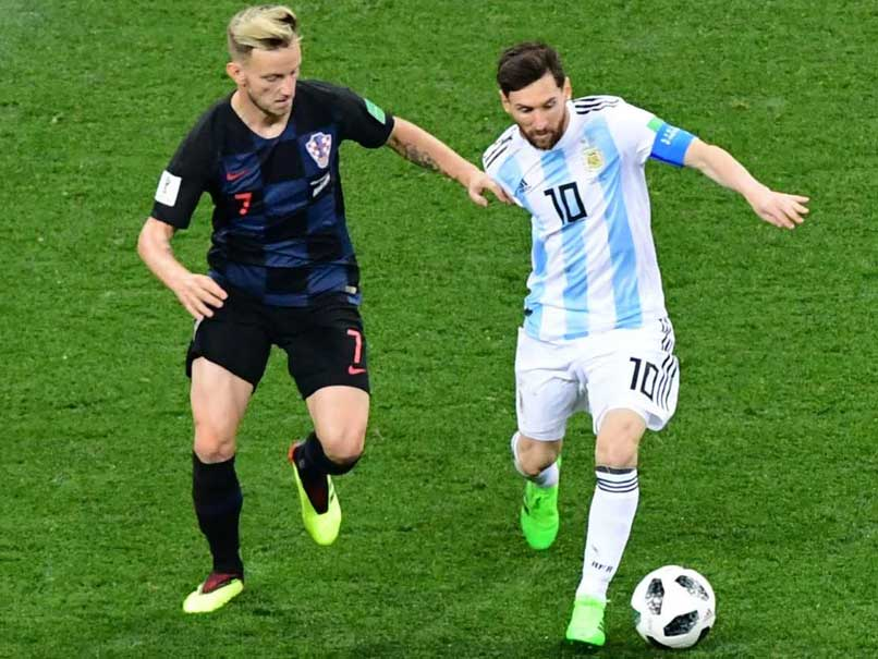 World Cup 2018: Argentina, Messi On Brink Of Tournament Exit After Croatia Drubbing