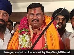 Not On Facebook, How Can I Be Banned, Asks BJP MLA Raja Singh