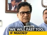Video : If Needed We Will Also Do Sit-In Protest, Says SP Leader Ram Gopal Yadav