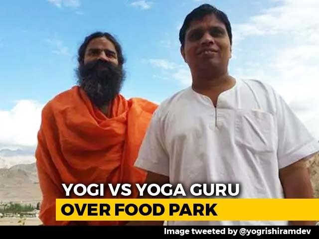 Video : UP Moves To Address Patanjali Grievances, Yogi Adityanath Dials Ramdev