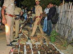 Suspected LTTE Guns, Explosives And Ammunition Found in Rameswaram