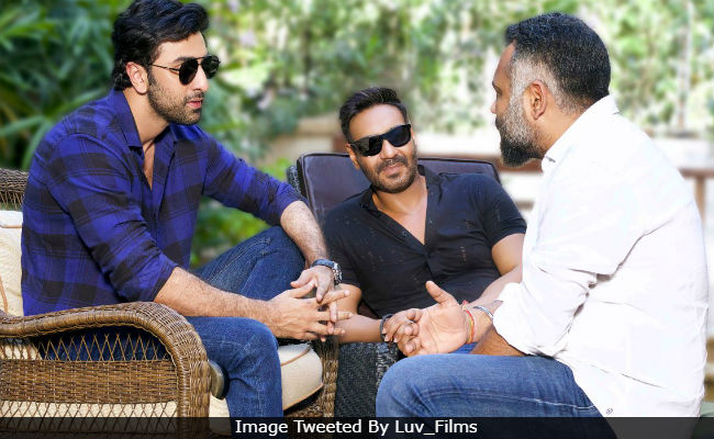 Ranbir Kapoor And Ajay Devgn Trend For Their New Film. Details Here